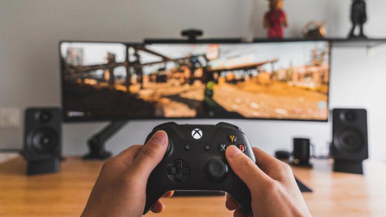 consola videojuegos