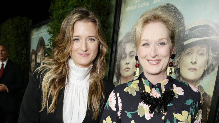 Grace Gummer y Meryl Streep