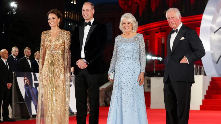 royals James Bond