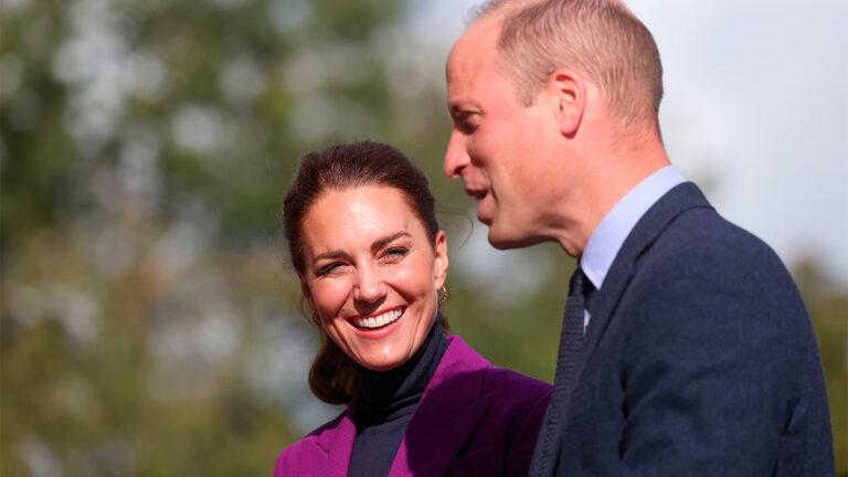 Kate Middleton y príncipe Guillermo