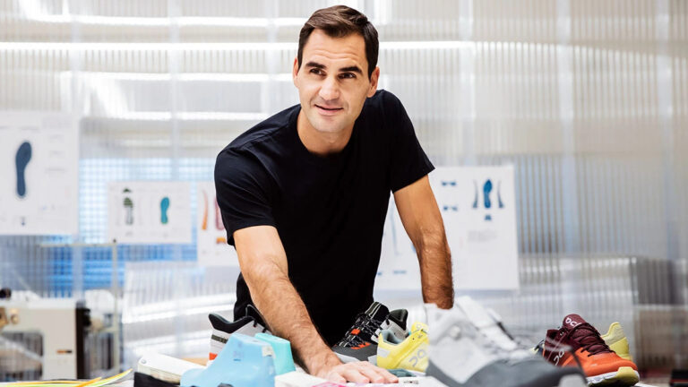 On Running Roger Federer