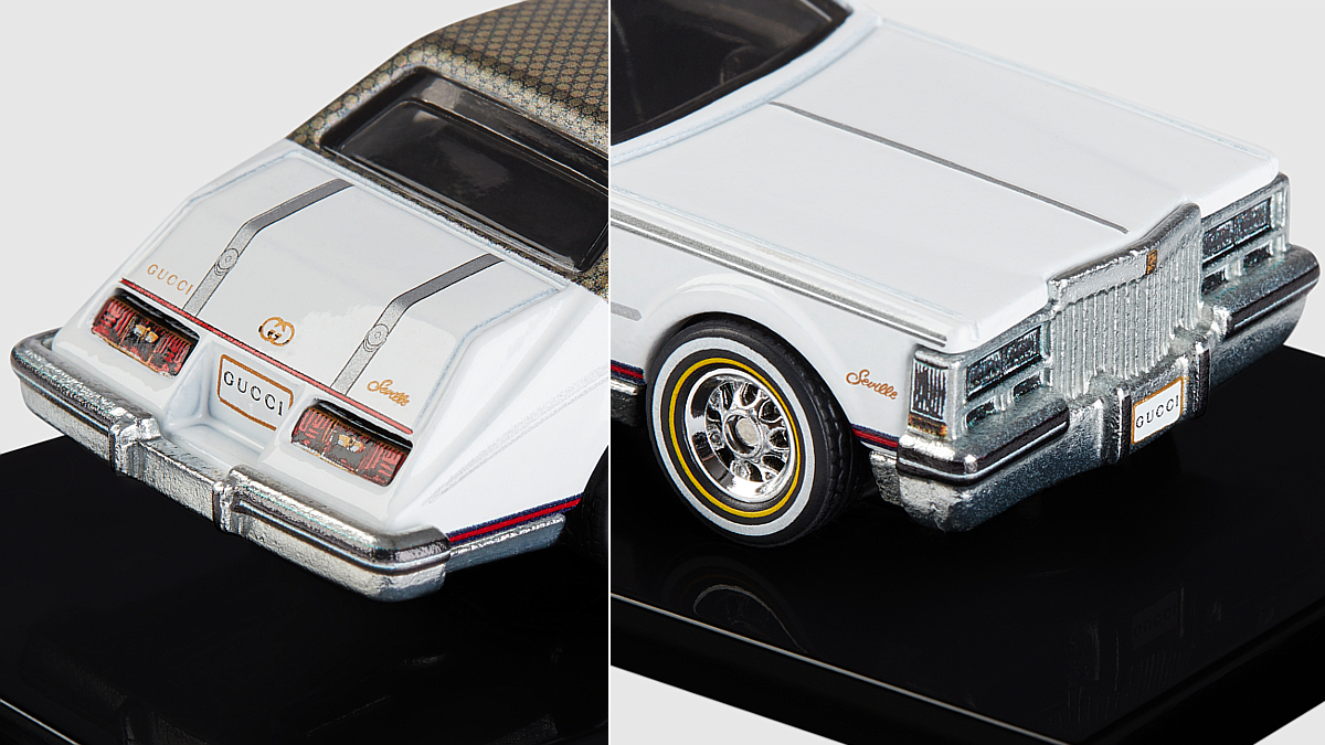 Cadillac Seville by Gucci c