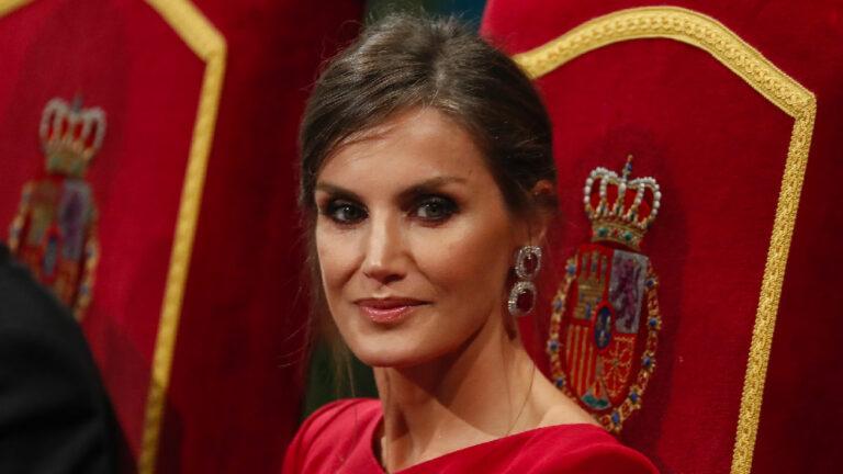 letizia princesa de asturias