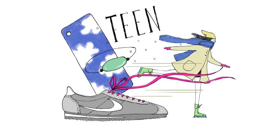 sección teen